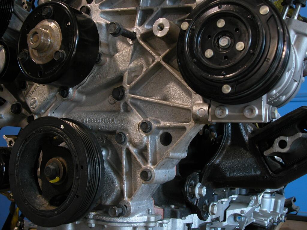 ORO Onboard Air Compressor Installation