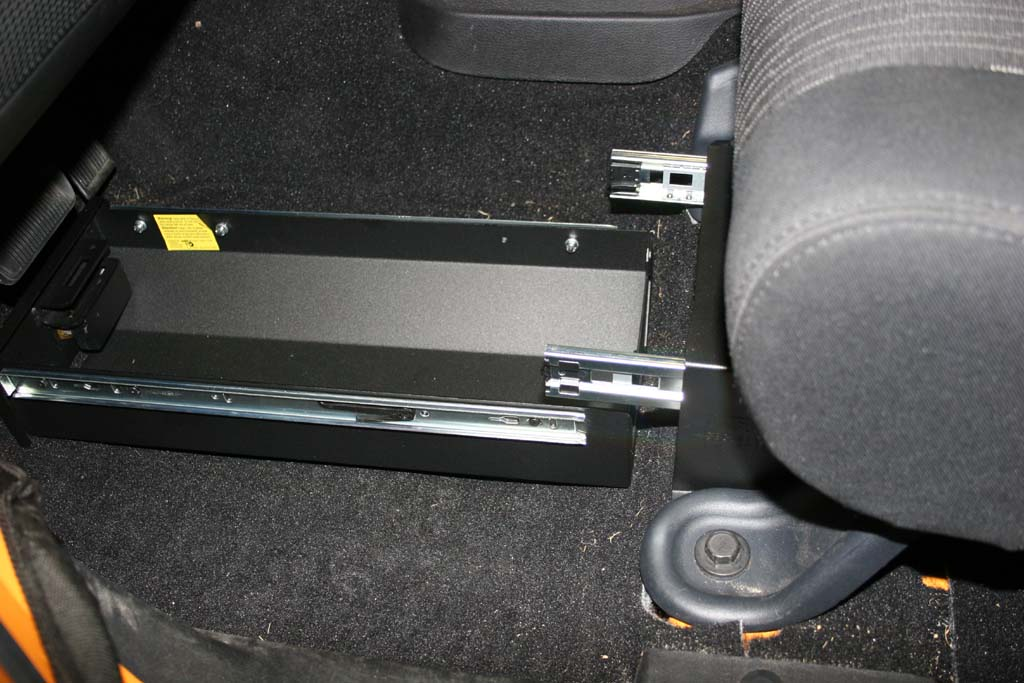 Tuffy Concealed Carry Underseat Drawer