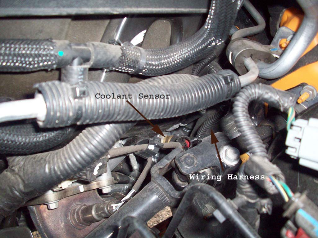 Jeep Engine Coolant Wiring Library Damage You Want To Make Sure They Havent Become Disconnected Or Have A Broken